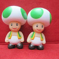 DIY Deco 3D doll Green Super Mario Plastic Resin Cell Phone Crystal Case Cover