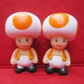DIY Deco 3D doll Orange Super Mario Plastic Resin Cell Phone Crystal Case Cover