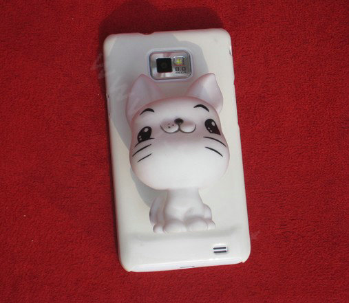 buy wholesale diy deco kit 3d sucker doll cat bling cell phone crystal case cover white from. Black Bedroom Furniture Sets. Home Design Ideas