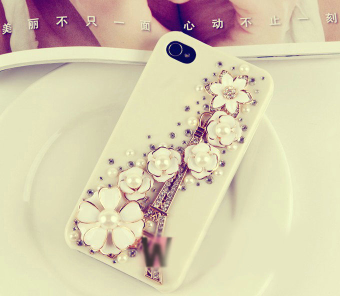 diy rhinestone phone case - photo #25