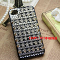 Steeple Rivet Bling Crystal Metal DIY Cell Phone Case shell Cover Deco Den Kit
