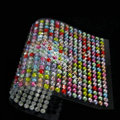 Colorfull Diamond Crystal Bling Rhinestones mobile phone DIY Craft Jewelry Stickers