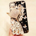 Fox Bling Rhinestone Crystal Butterfly DIY Cell Phone Case Cover Deco Den Kits