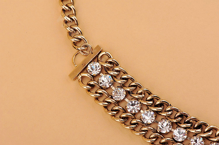 Buy wholesale high end fashion women choker exaggeration for High end fashion jewelry