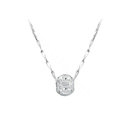 925 sterling silver solid ball bead pendant necklace clavicle chain 16 inch 40cm