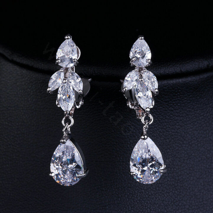 Buy Wholesale Simple Banquet Wedding Jewelry Sets Water ...