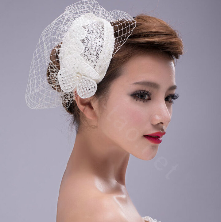 Wedding dress hat wedding dress decore ideas for Dress hats for weddings