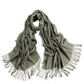 Exquisite Scarf Shawls Winter Warm Cashmere Solid Wholesale 200*60CM - Grey