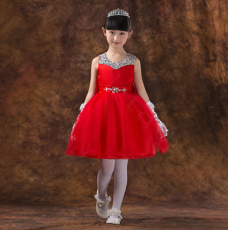 Buy wholesale cute dresses winter flower girls chiffon for Cute dresses to wear to a wedding in the winter
